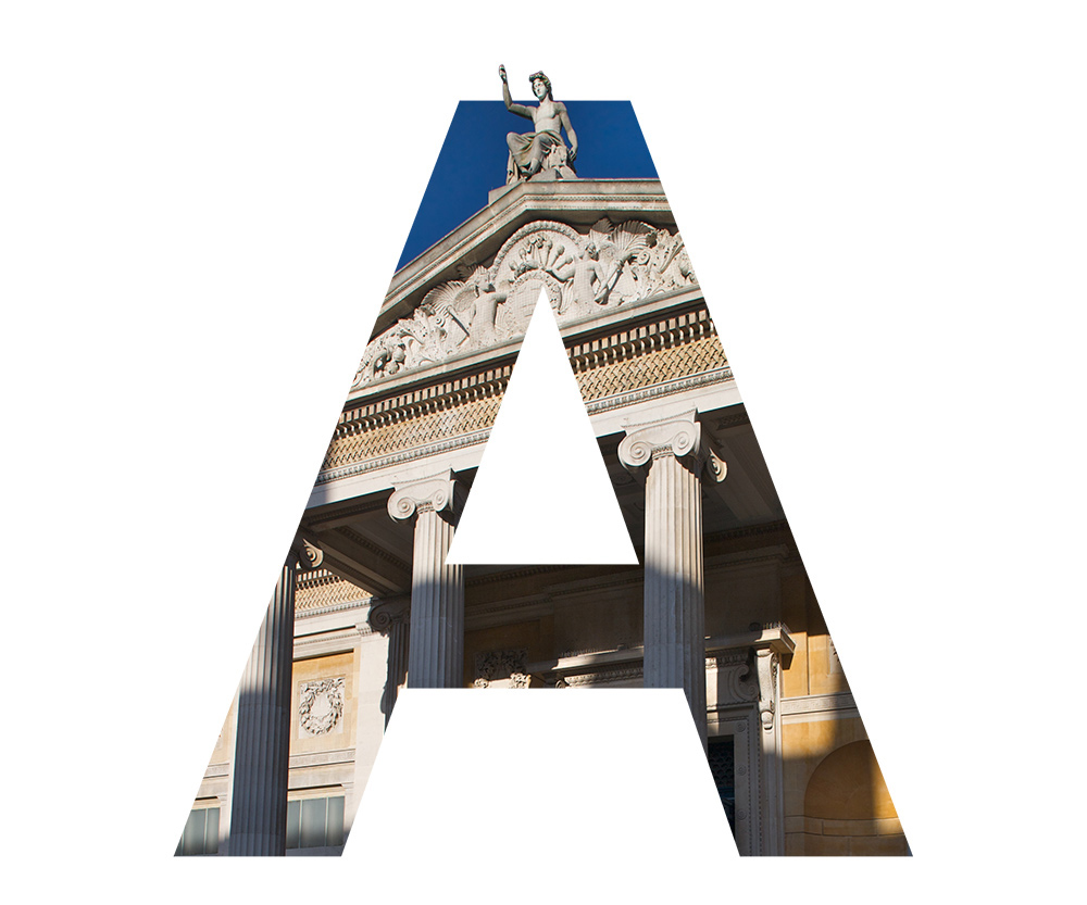 A is for Ashmolean