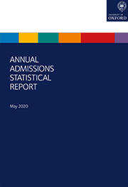 Annual Admissions Statistical Report 2020