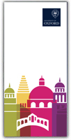 Colour skyline notepad image