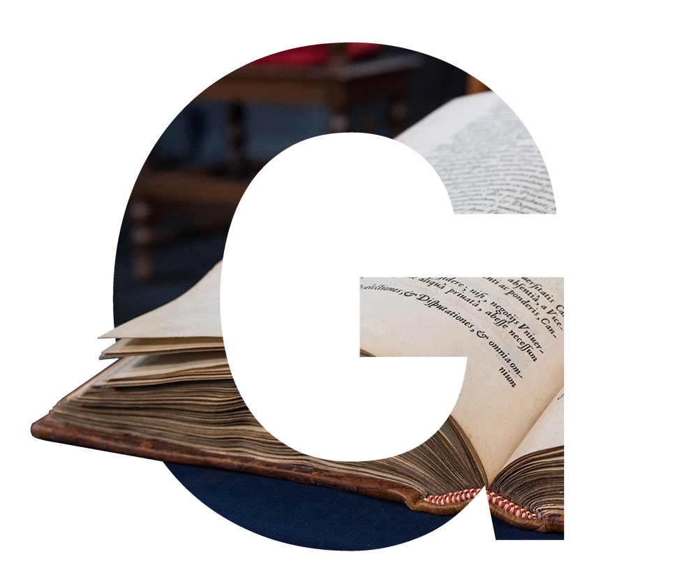 G is for Gazette