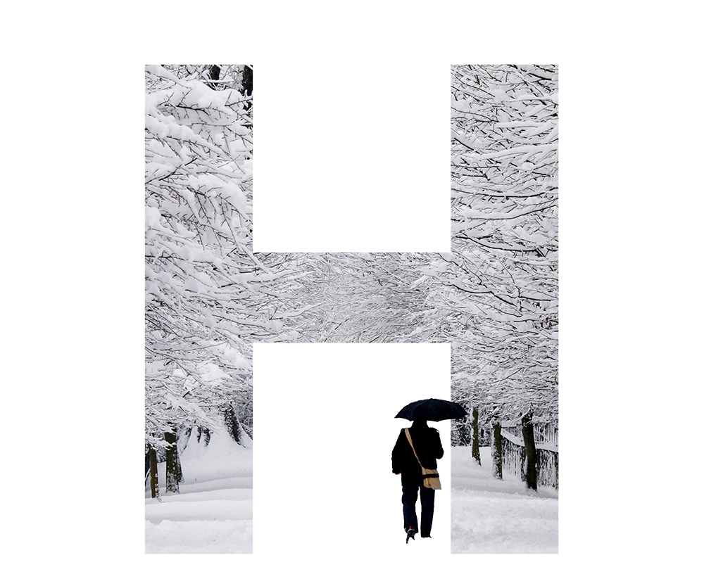 H is for Hilary