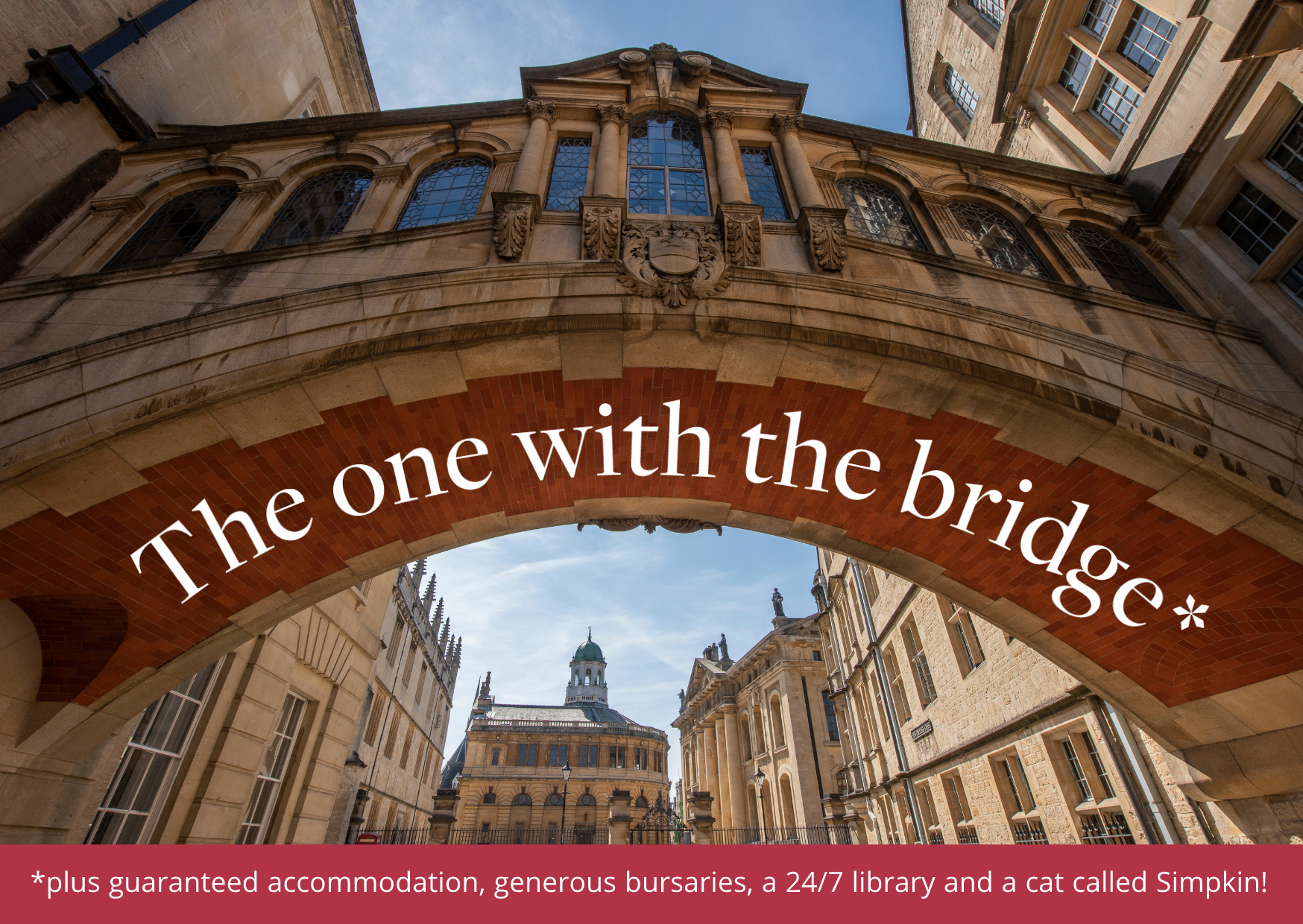 Hertford - The One with the Bridge