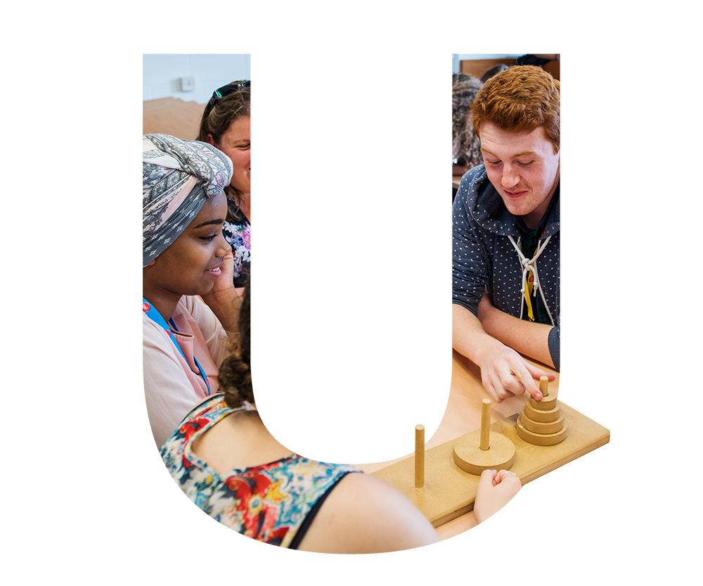 U is for UNIQ