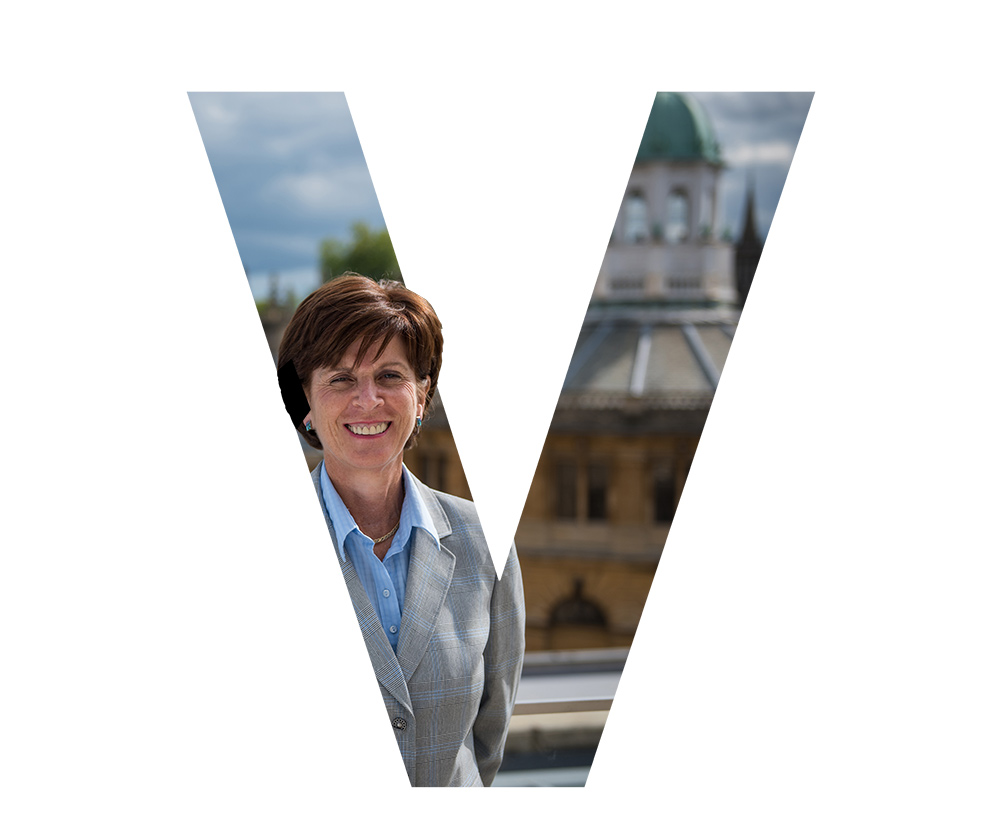 V is for Vice-Chancellor