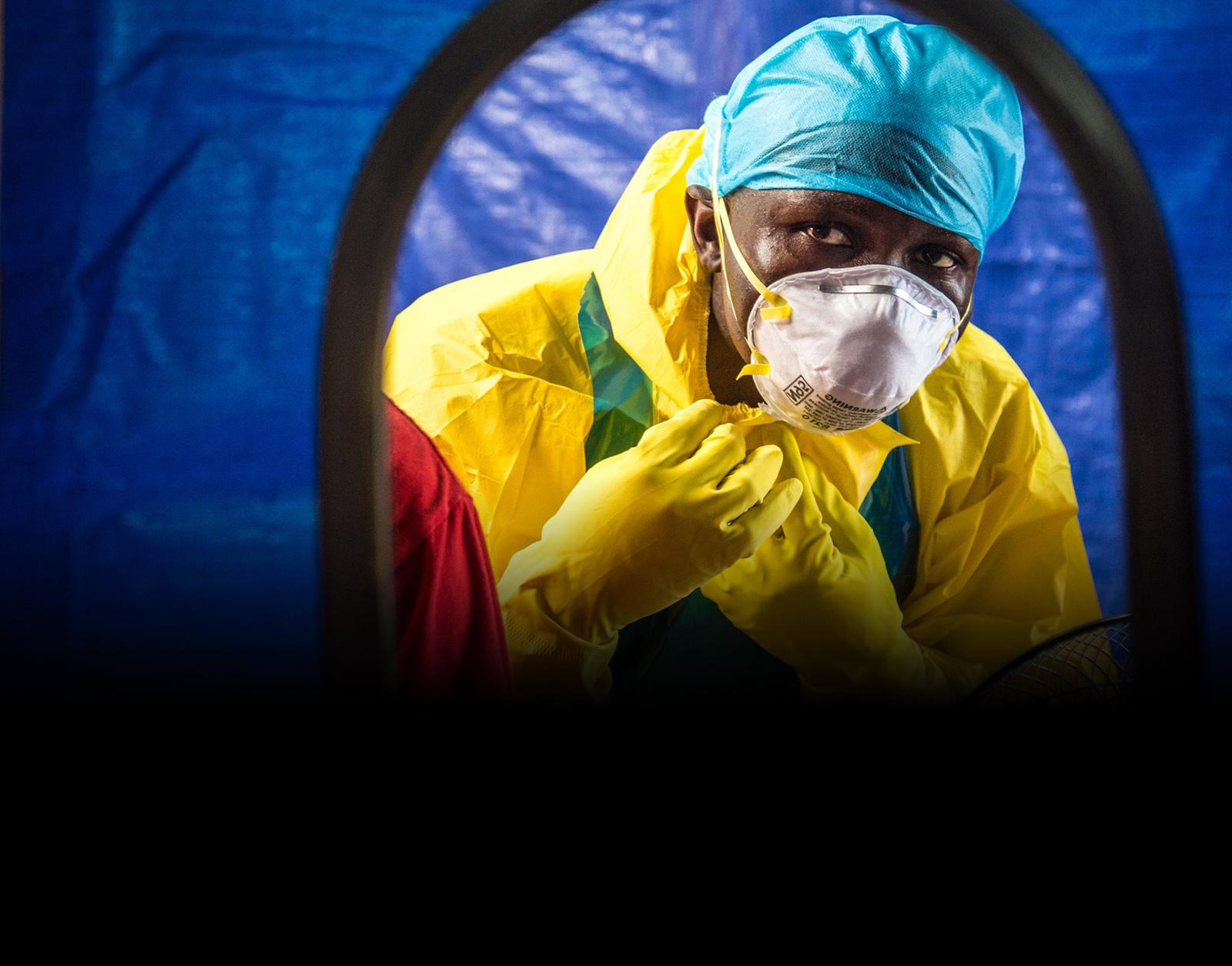 Partnership announces publication of positive phase 1 data for Ebola vaccine regimen