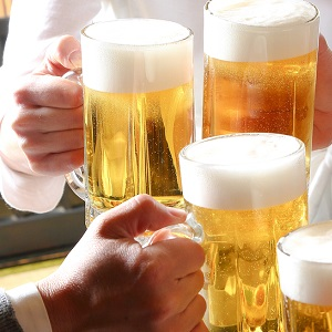 Your health! The benefits of social drinking