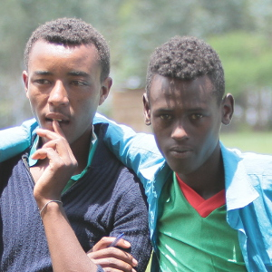 The economy's improving but many Ethiopian boys still 'feel hopeless'