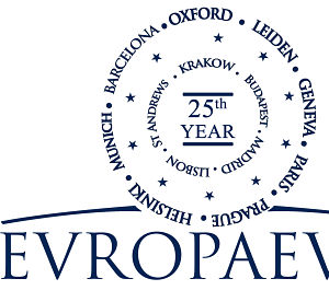 Celebrating the 25th Anniversary of the Europaeum