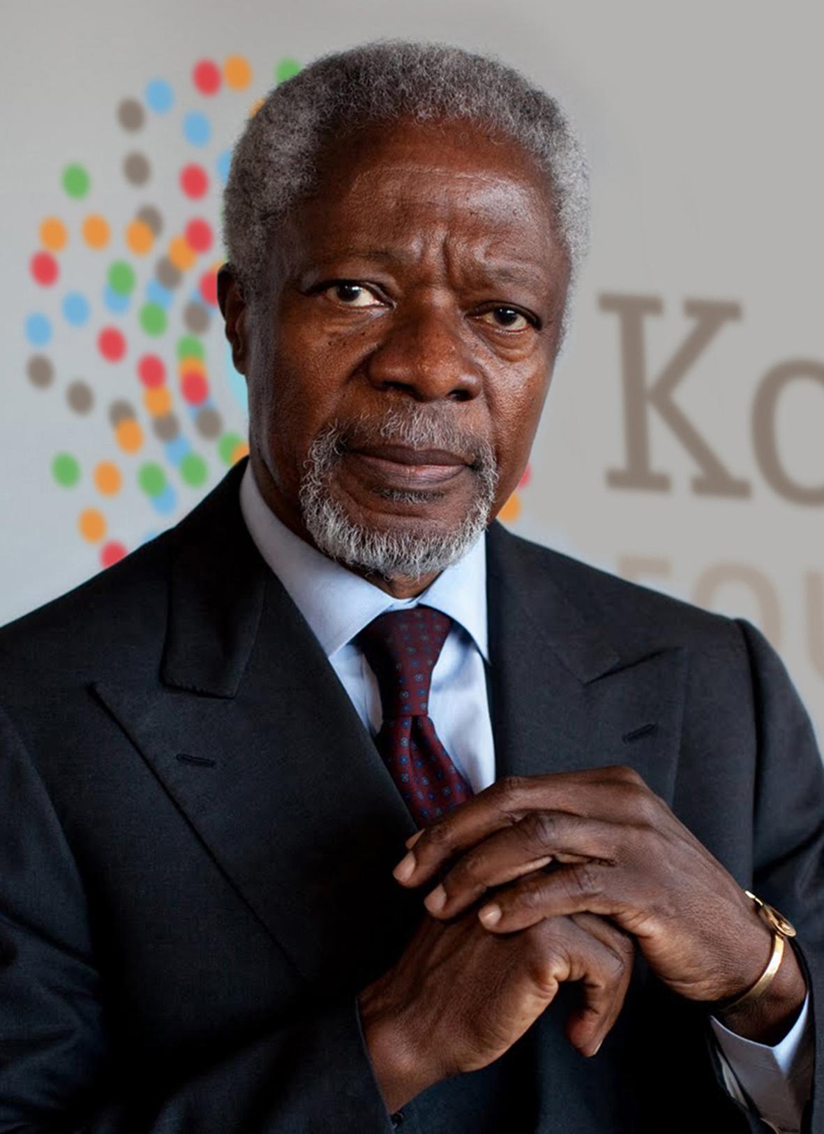 Kofi Annan opens the Bonavero Institute of Human Rights