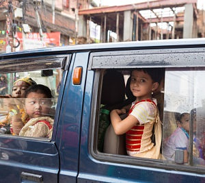 Living in poverty - the Global Multidimensional Poverty Index