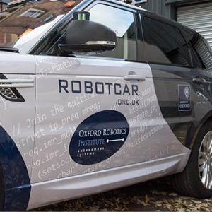 Spring expo to showcase Oxford's AI research