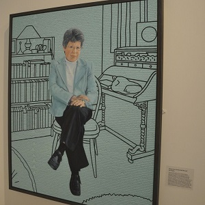 Diverse Oxford portraits go on show at Weston Library