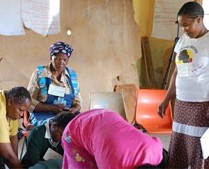 Parenting programme brings 'joy' to Africa's poorest communities