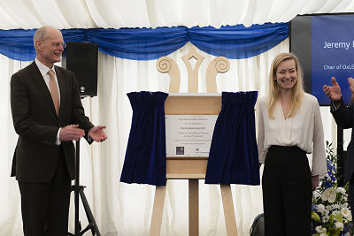 Oxford University science enterprise centre opens for business