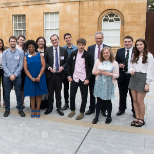 'Inspirational' state school teachers honoured by Oxford University