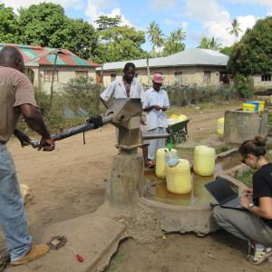 'Smart handpumps' predict depths of groundwater in Africa