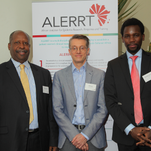 ALERRT epidemic research network launched in sub-Saharan Africa