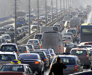 Pollution from cars and vans costs £6billion per year in health damages