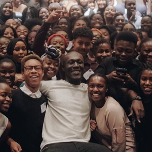 Stormzy honoured by black Oxford students for 'amazing contributions' to society