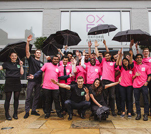 Oxford University's newest start-up accelerator welcomes its first cohort