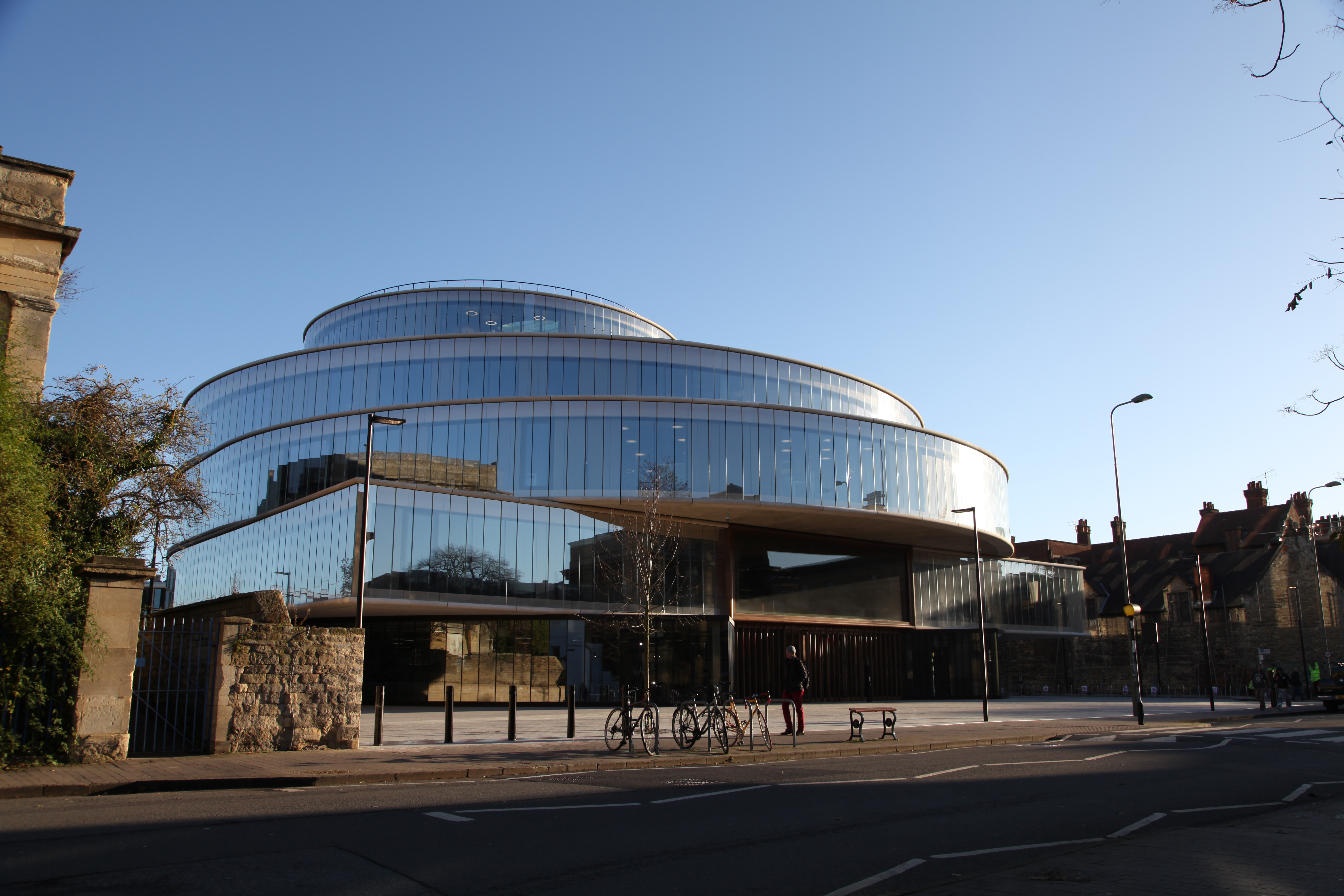 Cabinet Office announces partnership with Blavatnik School of Government