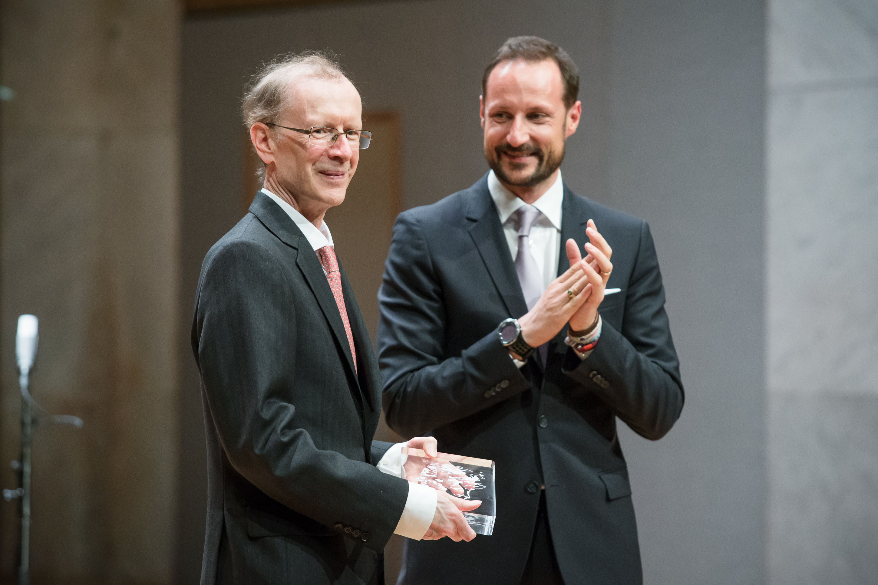'A new era in number theory': Sir Andrew Wiles receives the Abel Prize for mathematics