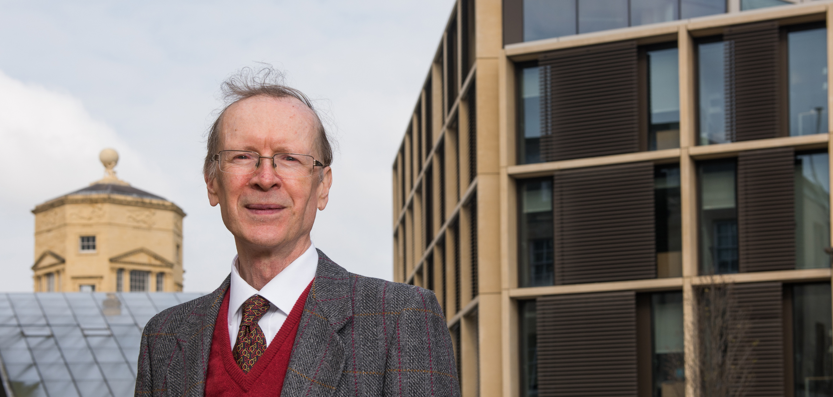 Sir Andrew Wiles awarded Copley Medal by Royal Society