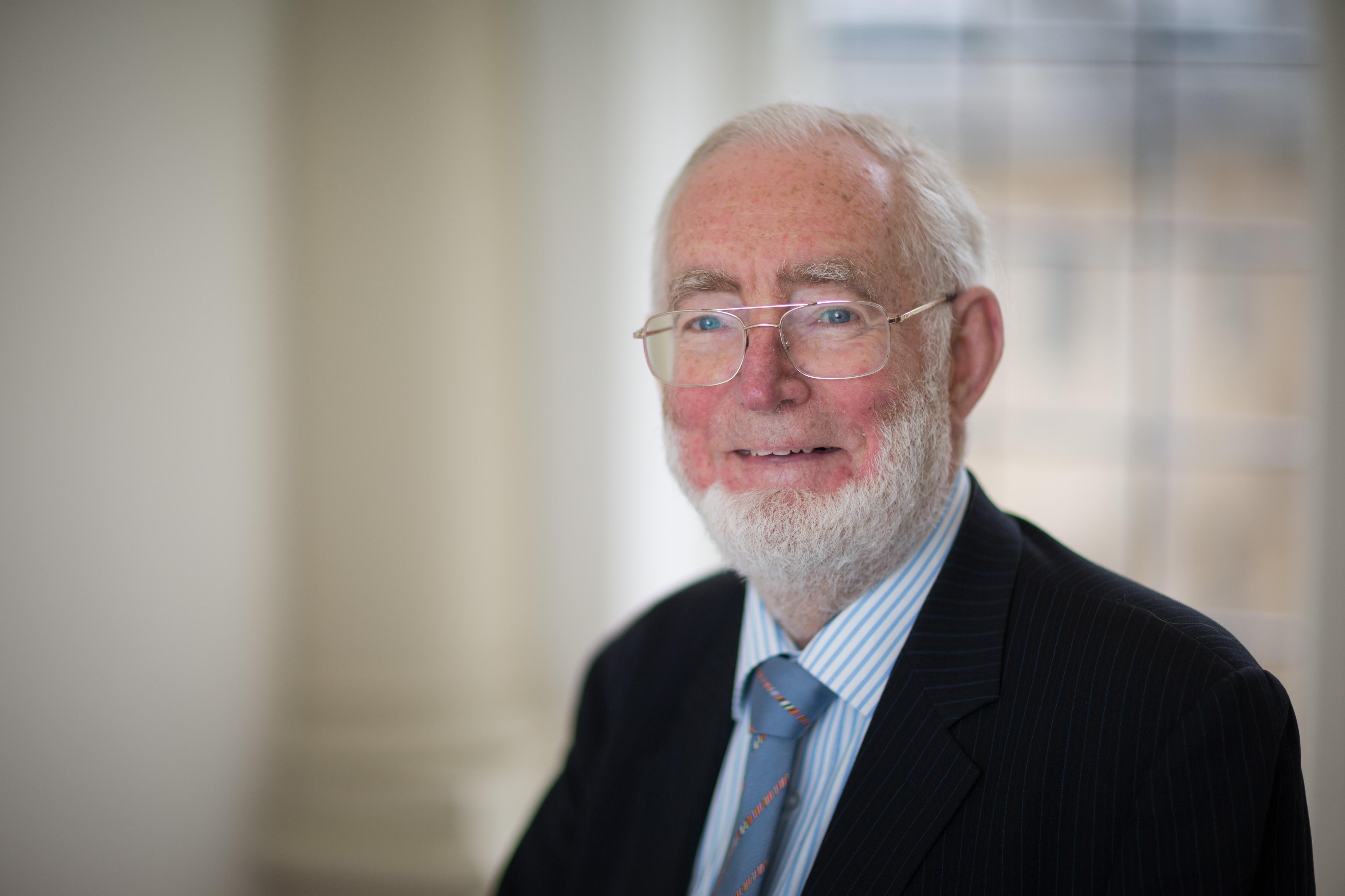 Economist Professor Sir Tony Atkinson 'pioneered the study of inequality'