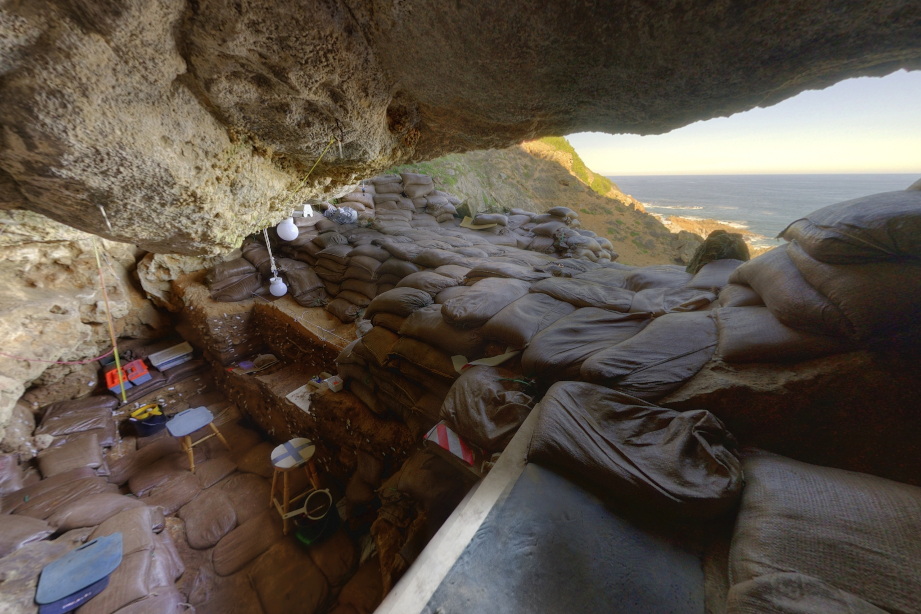 Innovation of Stone Age humans 'not linked with climate change'