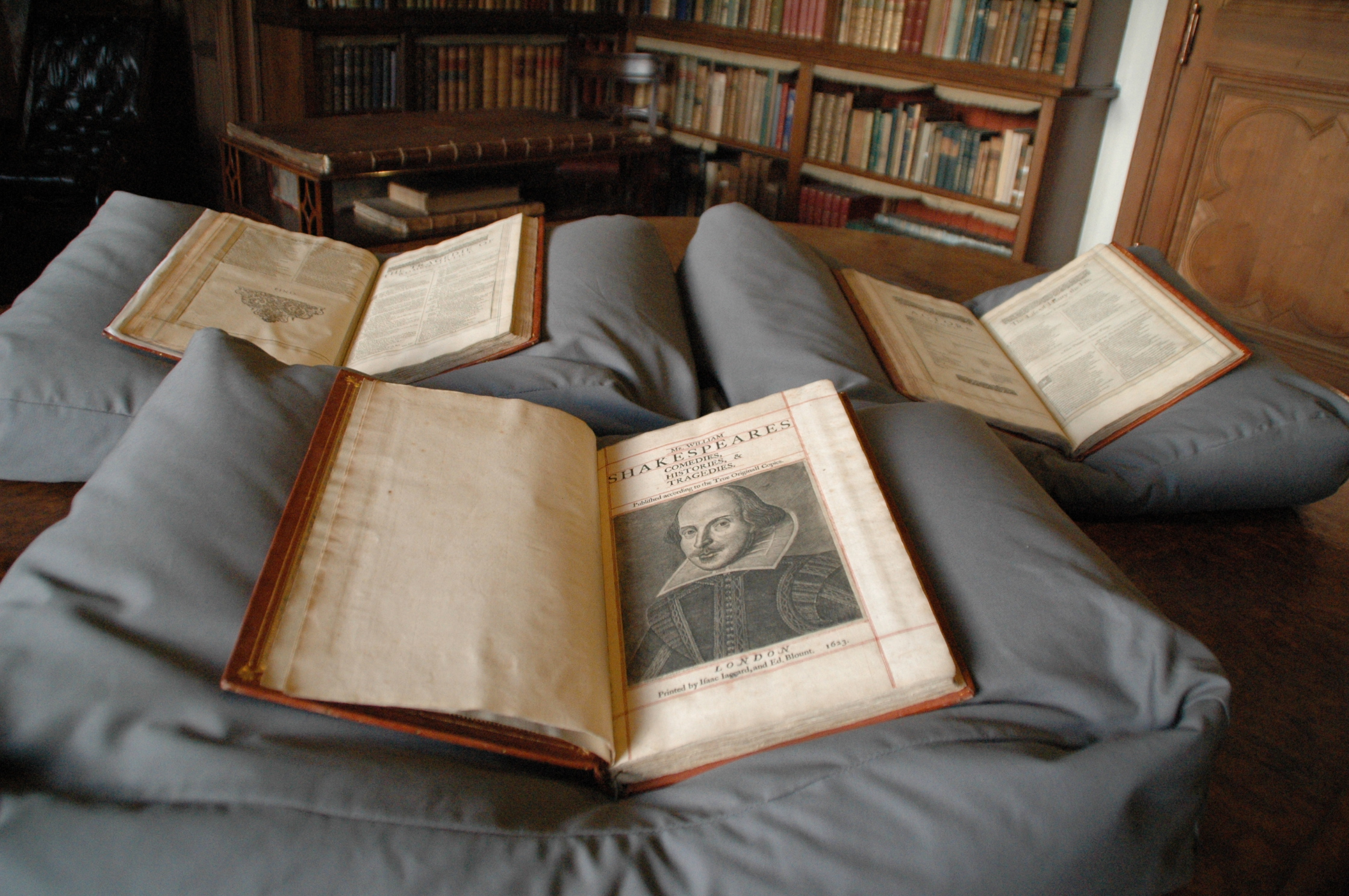 New Shakespeare First Folio discovered 400 years after his death