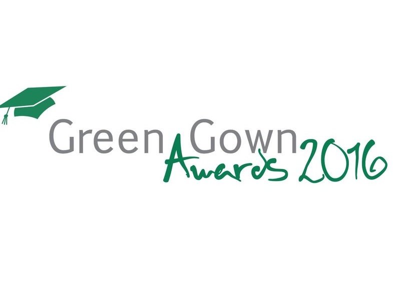 'Ambitious' carbon reduction strategy wins Green Gown Award