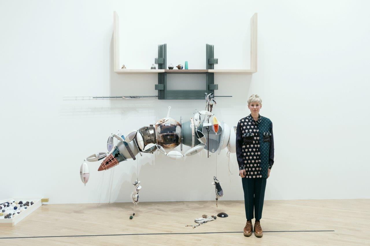 Ruskin graduate Helen Marten wins Turner Prize