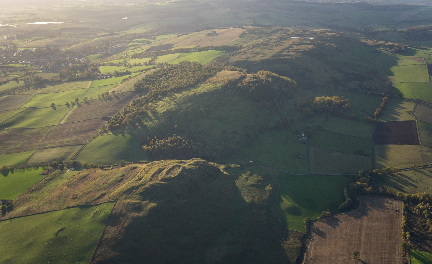 Online hillforts atlas maps all 4,147 in Britain and Ireland for the first time