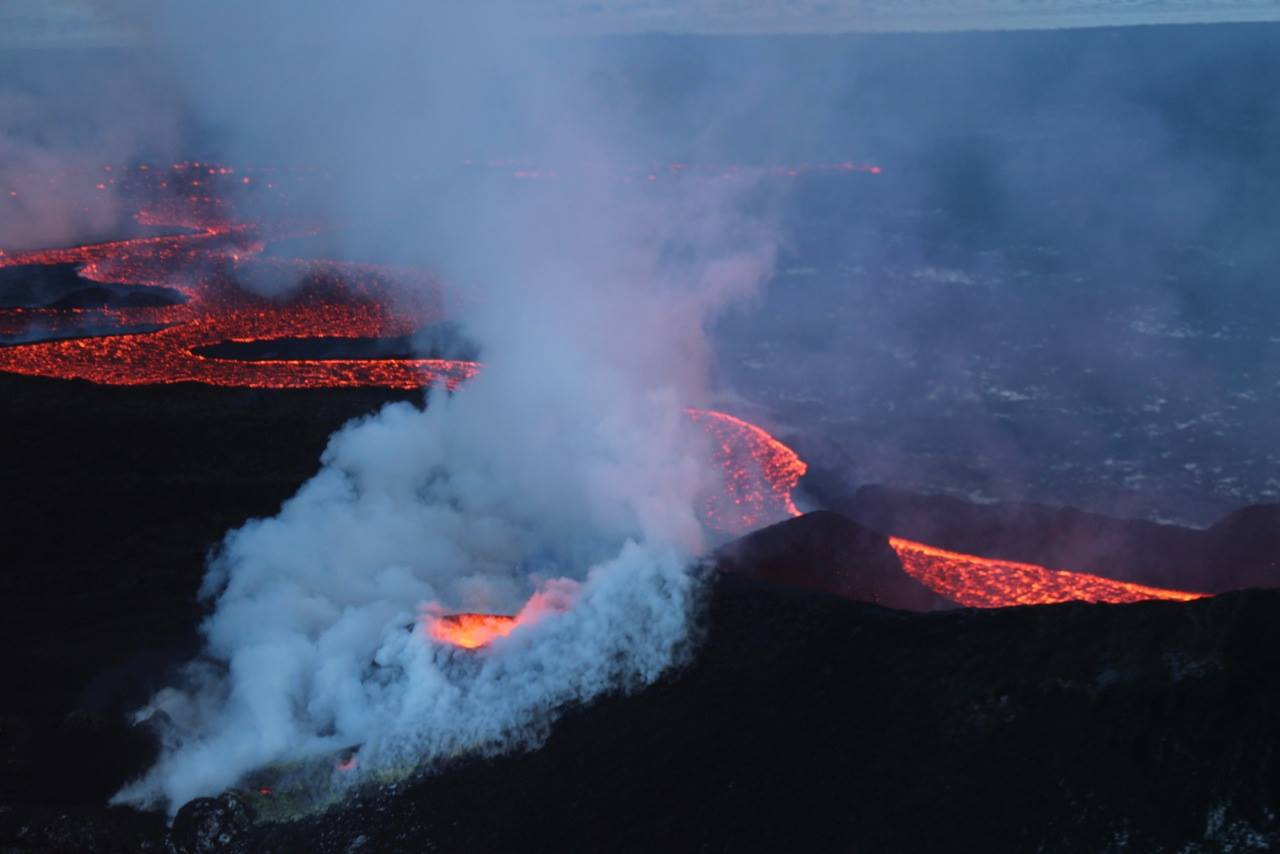 Icelandic volcanic 'plumerang' could be bad for your health