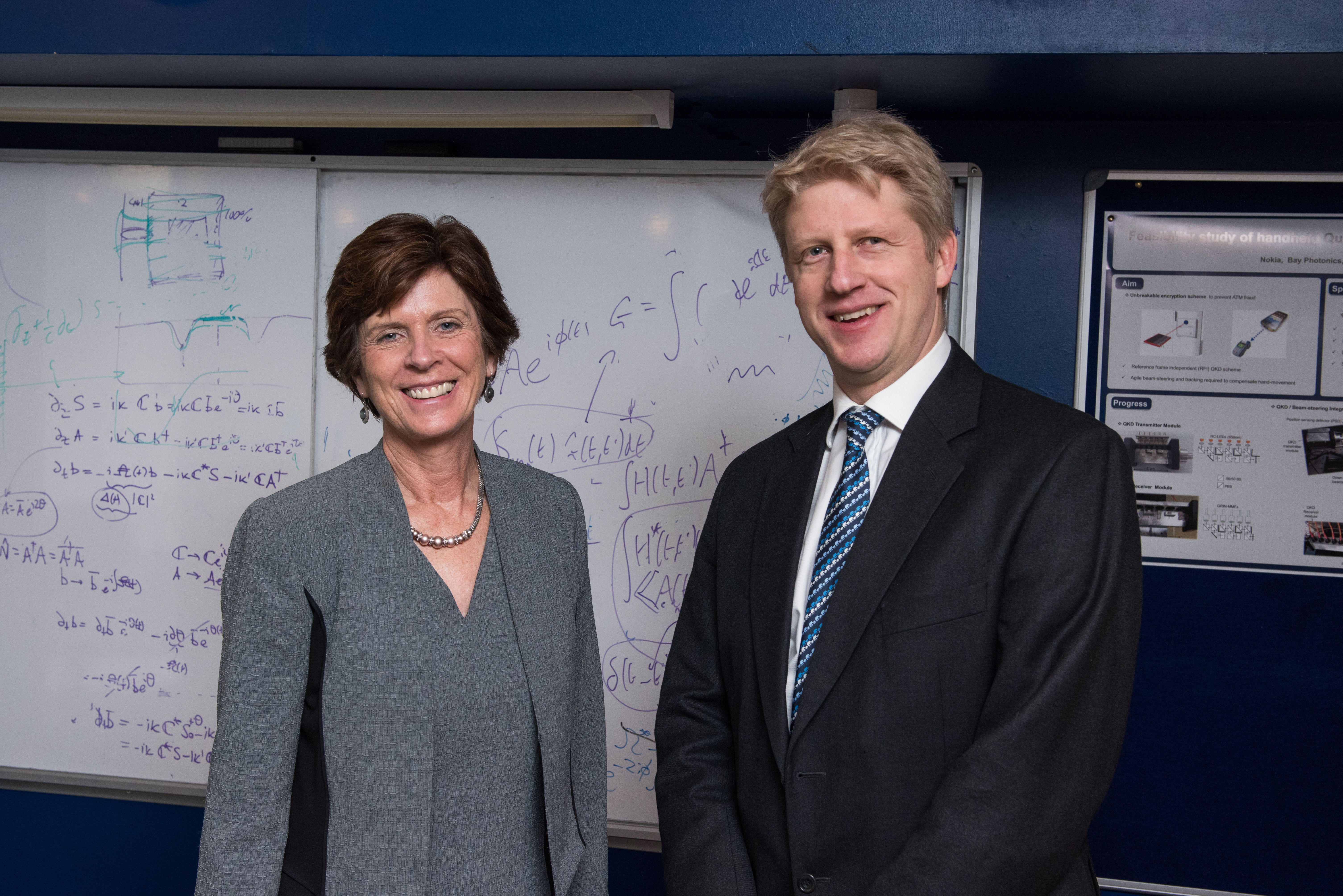 Oxford awarded £13.5m for DPhil places and further funding for quantum research