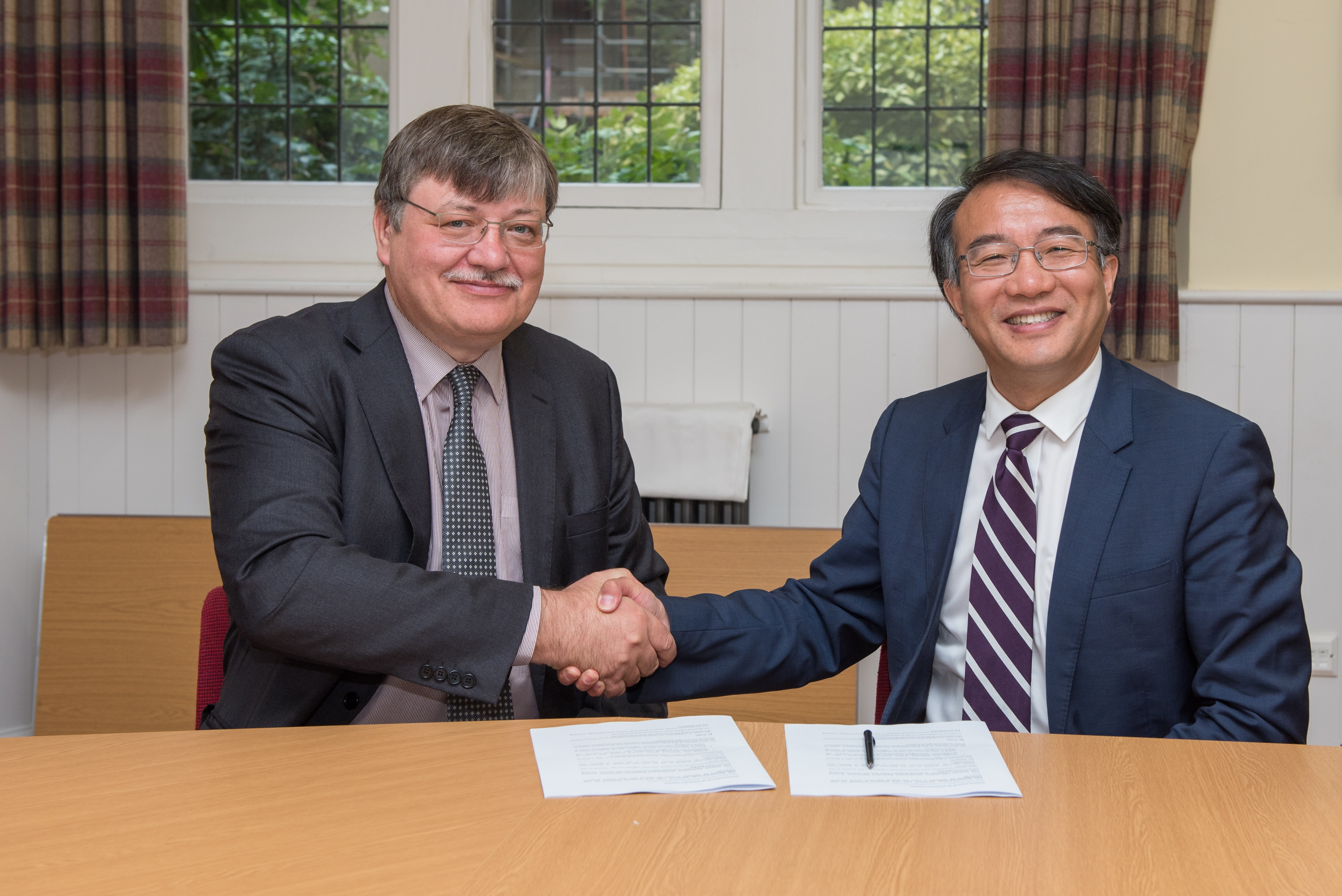 "New partnership aims to be ""paradigm of scientific excellence"""