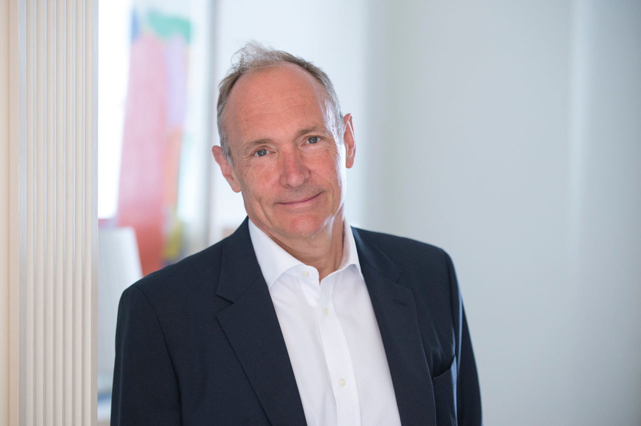 Professor Sir Tim Berners-Lee honoured with international Turing Award for Computing