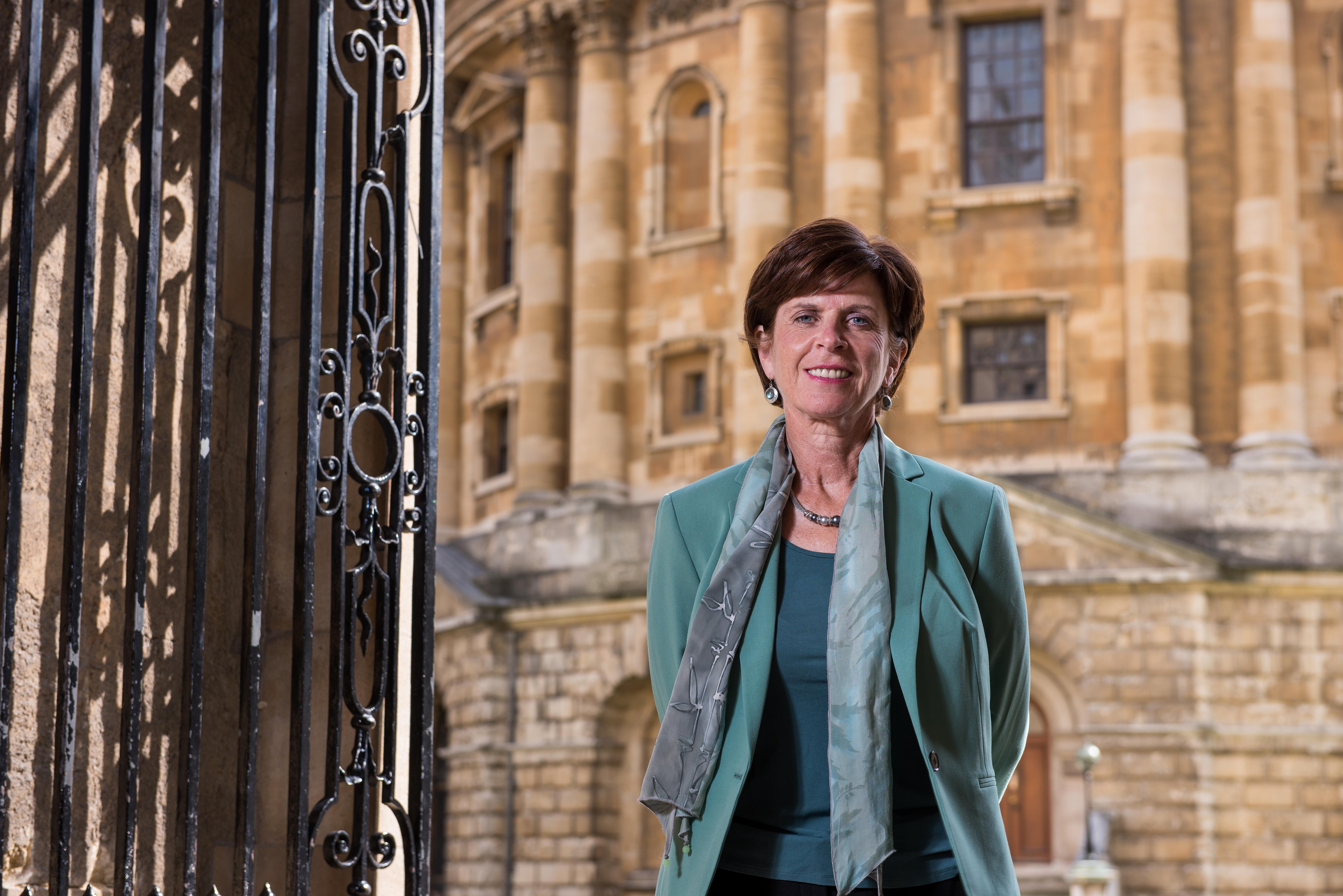 New Vice-Chancellor pledges 'innovative, creative' future for Oxford