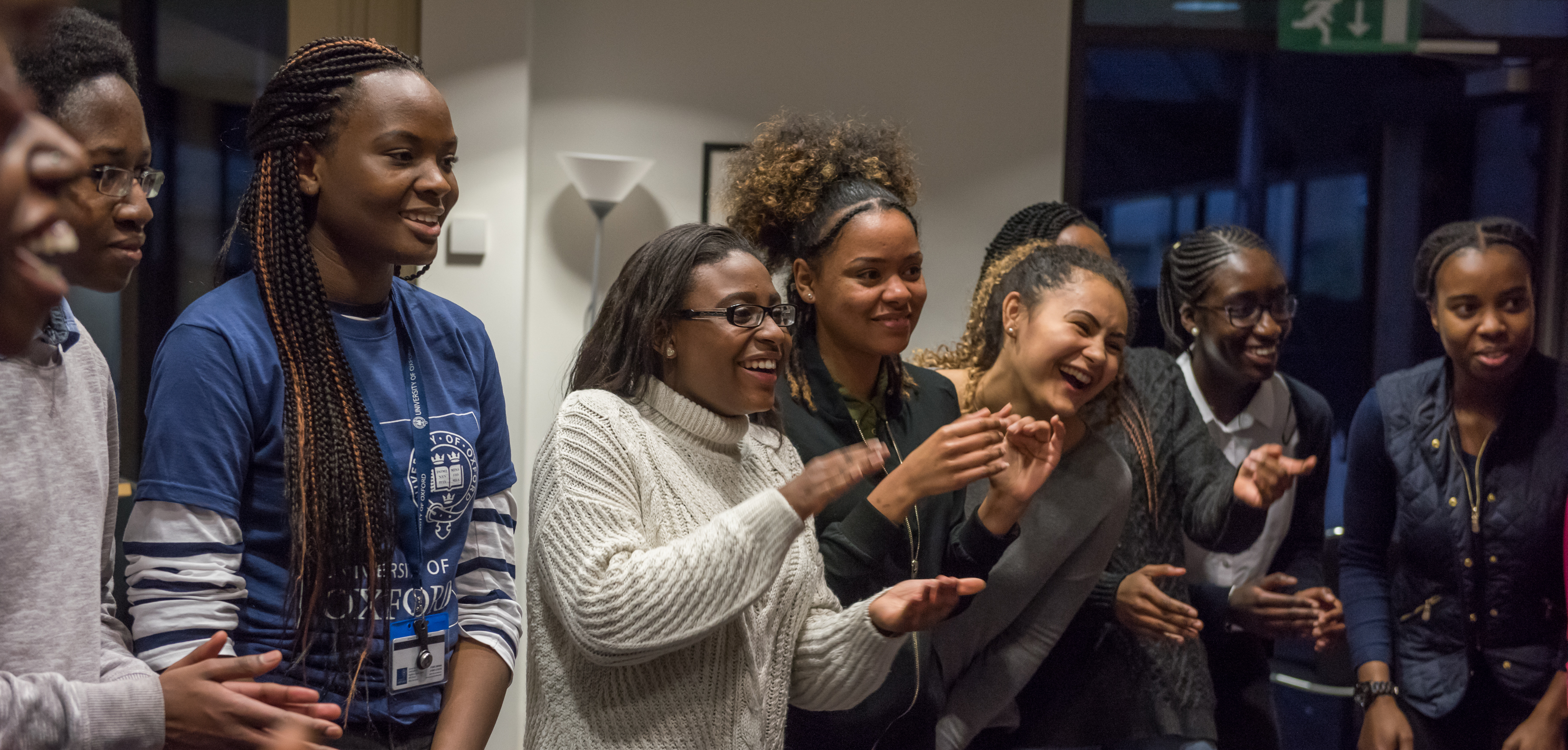 Target Oxbridge residential kicks off new programme of outreach for ethnic minority applicants to Oxford