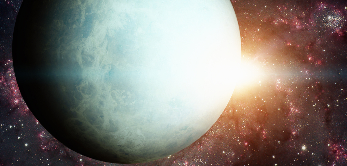Sunlight holds the key to planet's shine