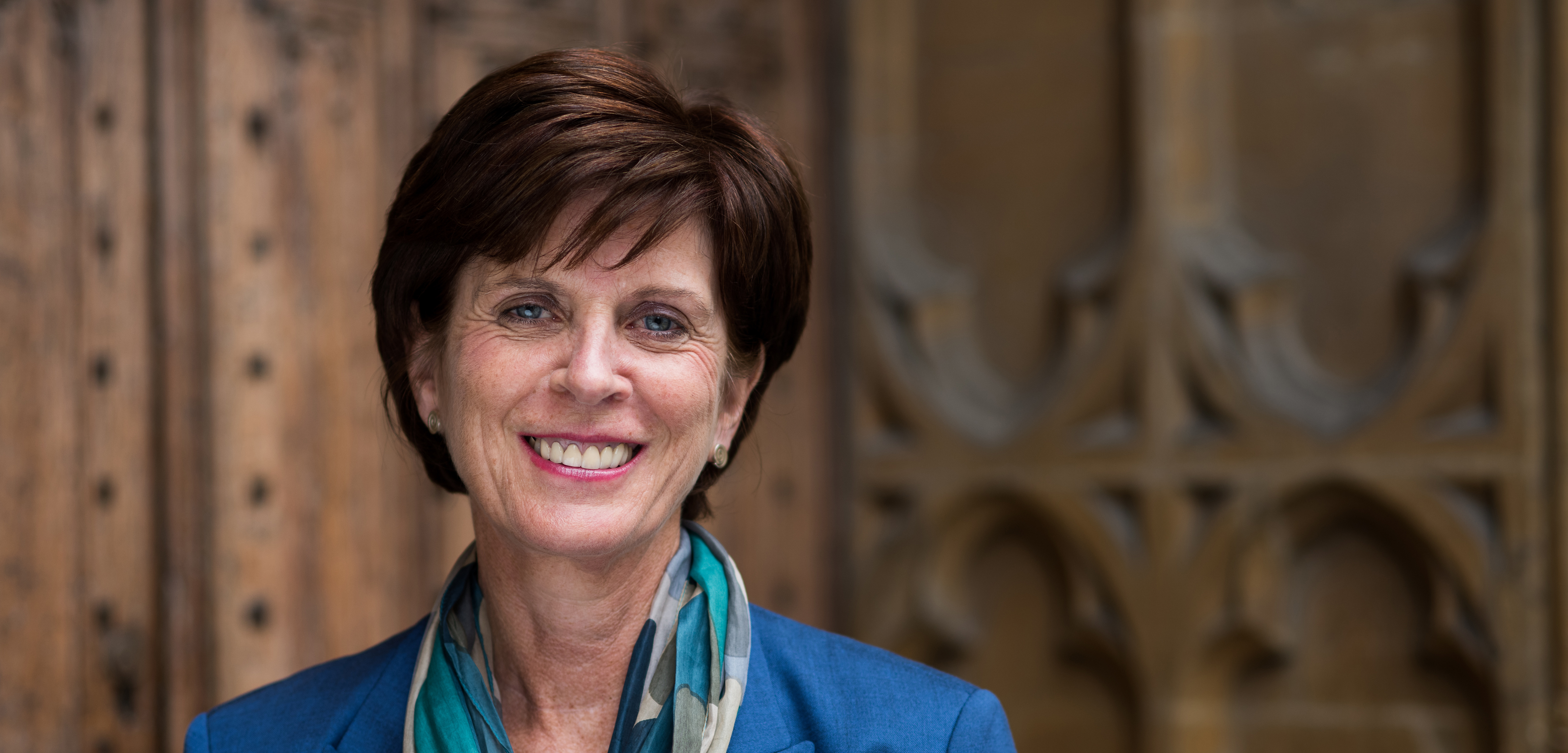 New Oxford Vice-Chancellor calls for 'agile' University at the forefront of global change