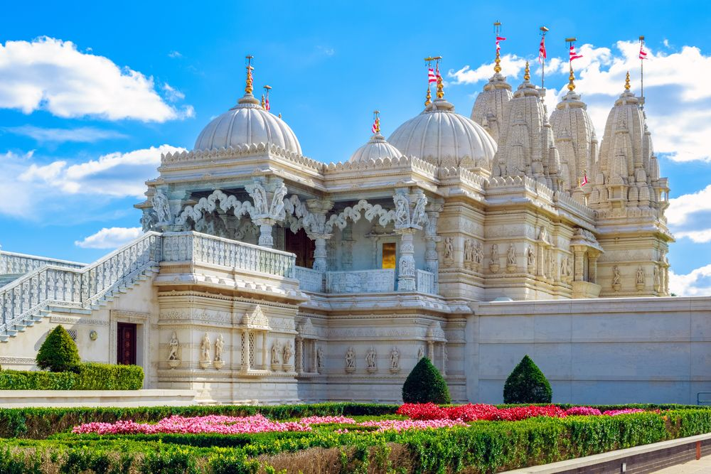 Britain's most influential Hindu temple spreads awareness of the PRINCIPLE trial among Indian community