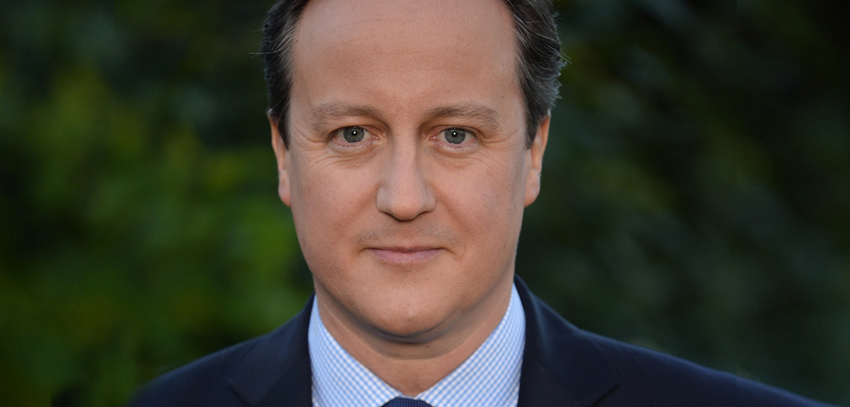 David Cameron is chair of new LSE-Oxford commission