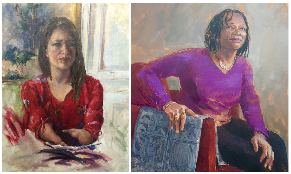 More than 20 new portraits commissioned to reflect Oxford University's diversity