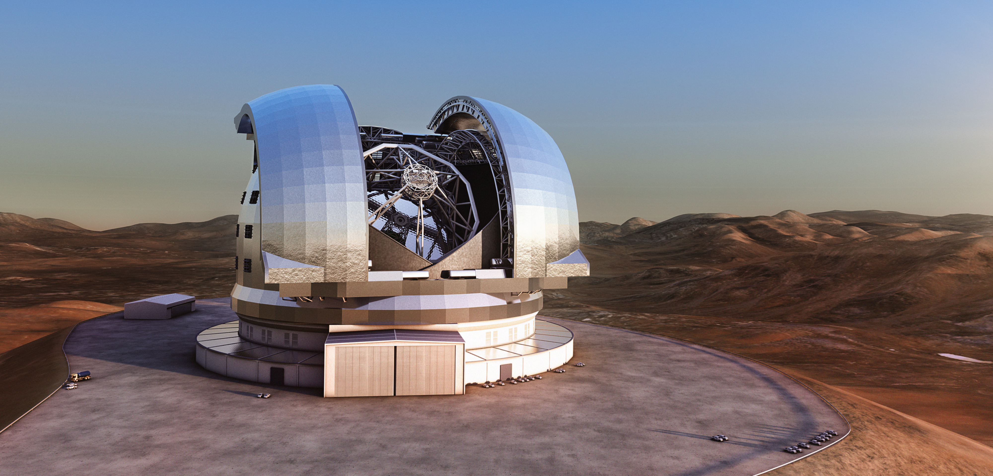 Oxford to build spectrograph for world's largest optical telescope