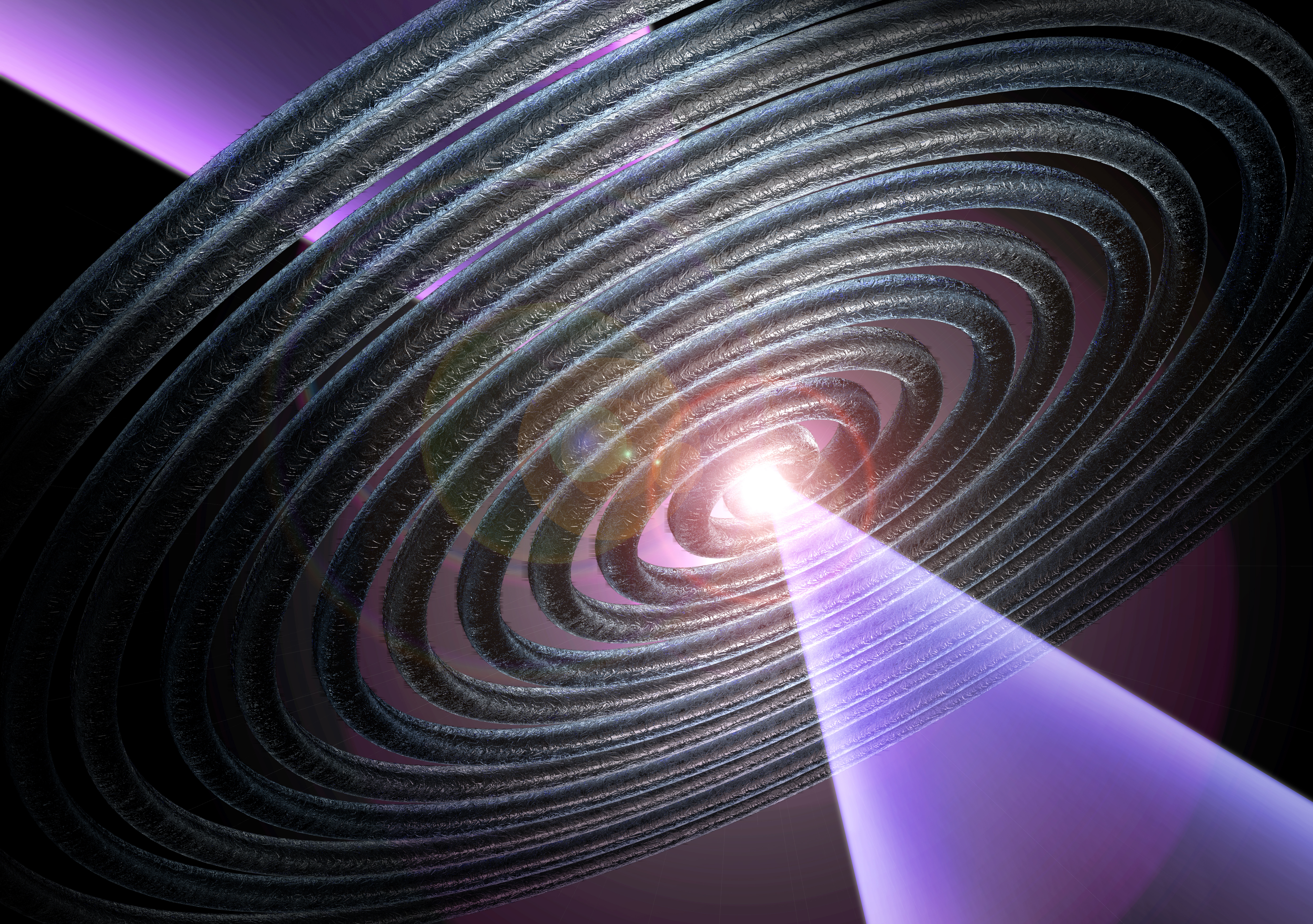 Gravitational wave detection: how binary stars turn into tight pairs of massive black holes