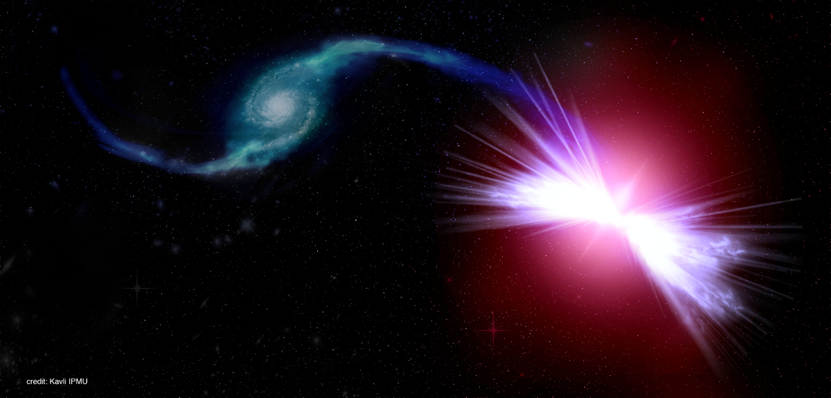 Scientists discover how supermassive black holes keep galaxies turned off