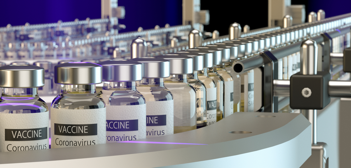 In April 2020, as the University was planning the first clinical trials for the COVID-19 vaccine, some began to wonder how to supply the vaccine to th