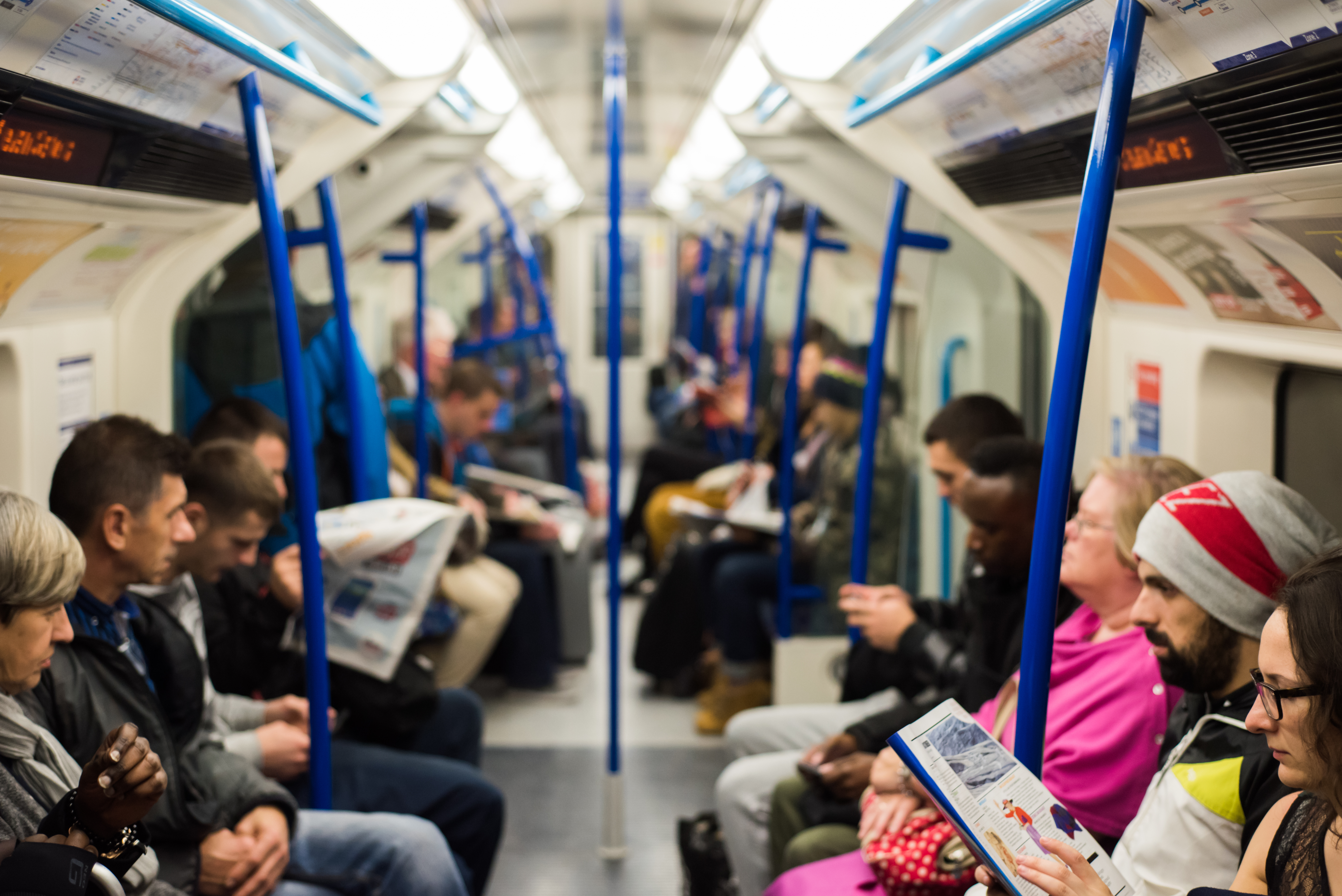 The London Tube strike 'brought economic benefits for workers'