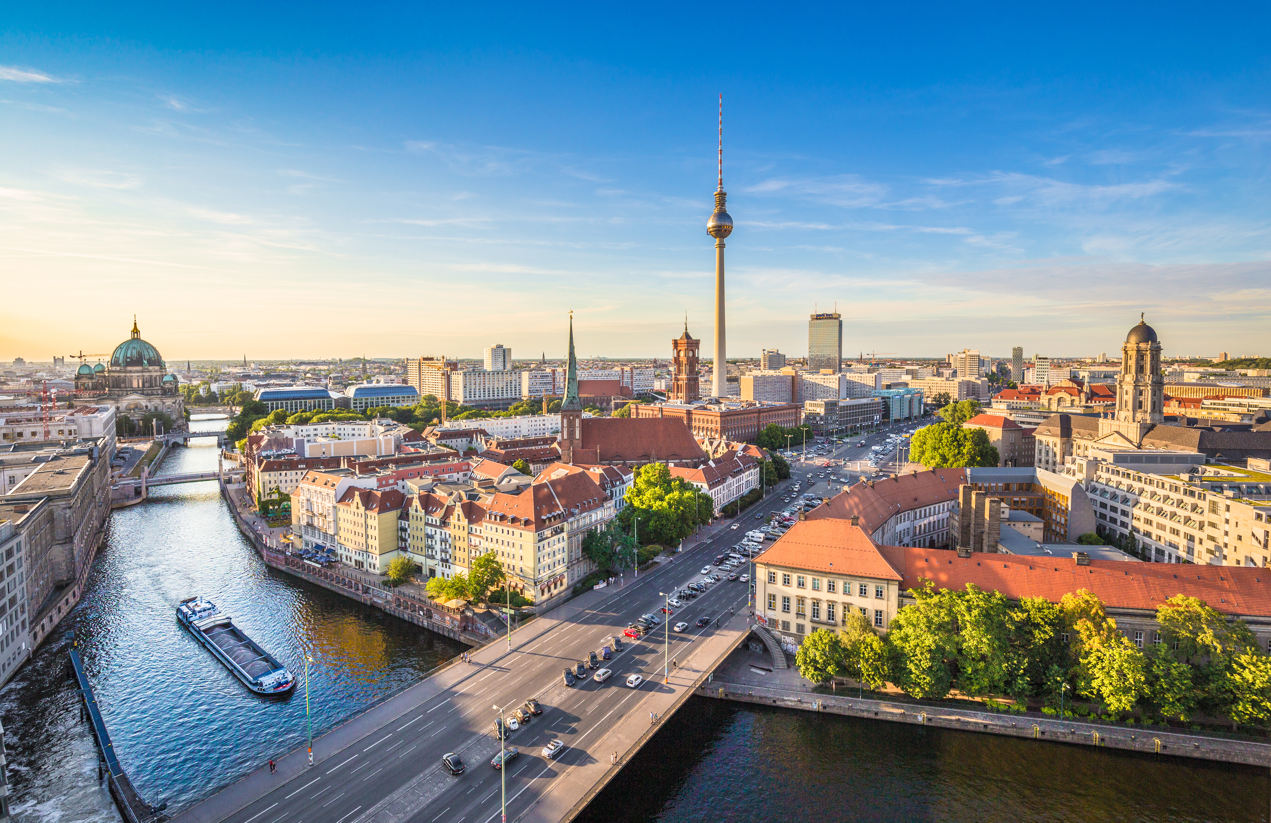 Wide-ranging new research partnership with Berlin universities